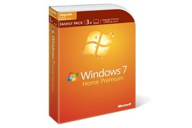 Windows 7 Family Pack Upgrade