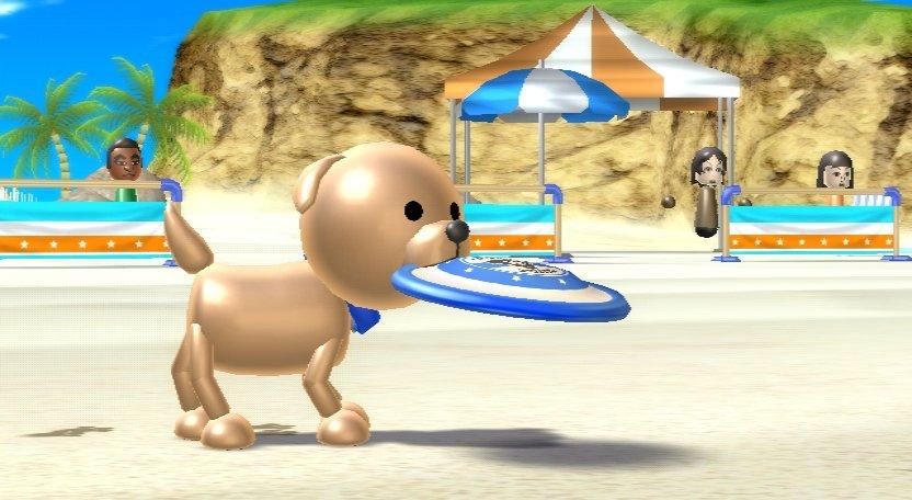 Wii Sports Resort - Frisbee