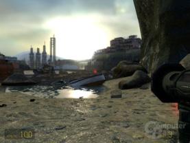 HL 2 Lost Coast - Nvidia
