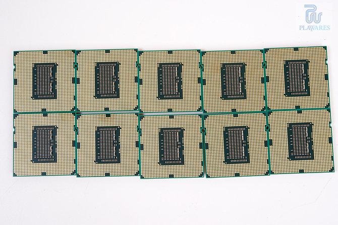 Intel Core i5 750 x 10