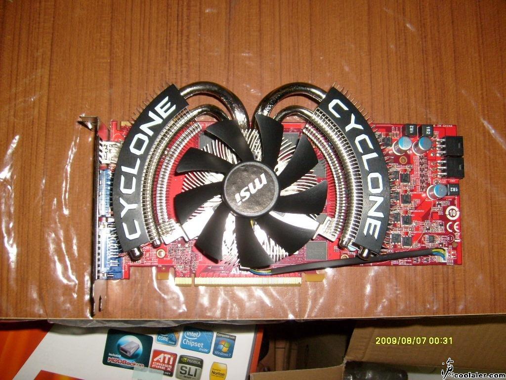 MSI HD 4890