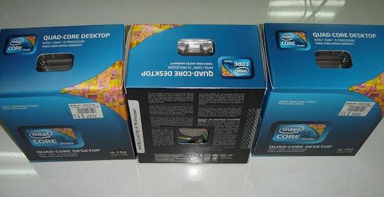 Core i5 750