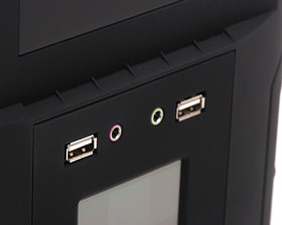 Aerocool V-Touch Pro – Portkit