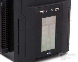 Aerocool V-Touch Pro – Touchscreen