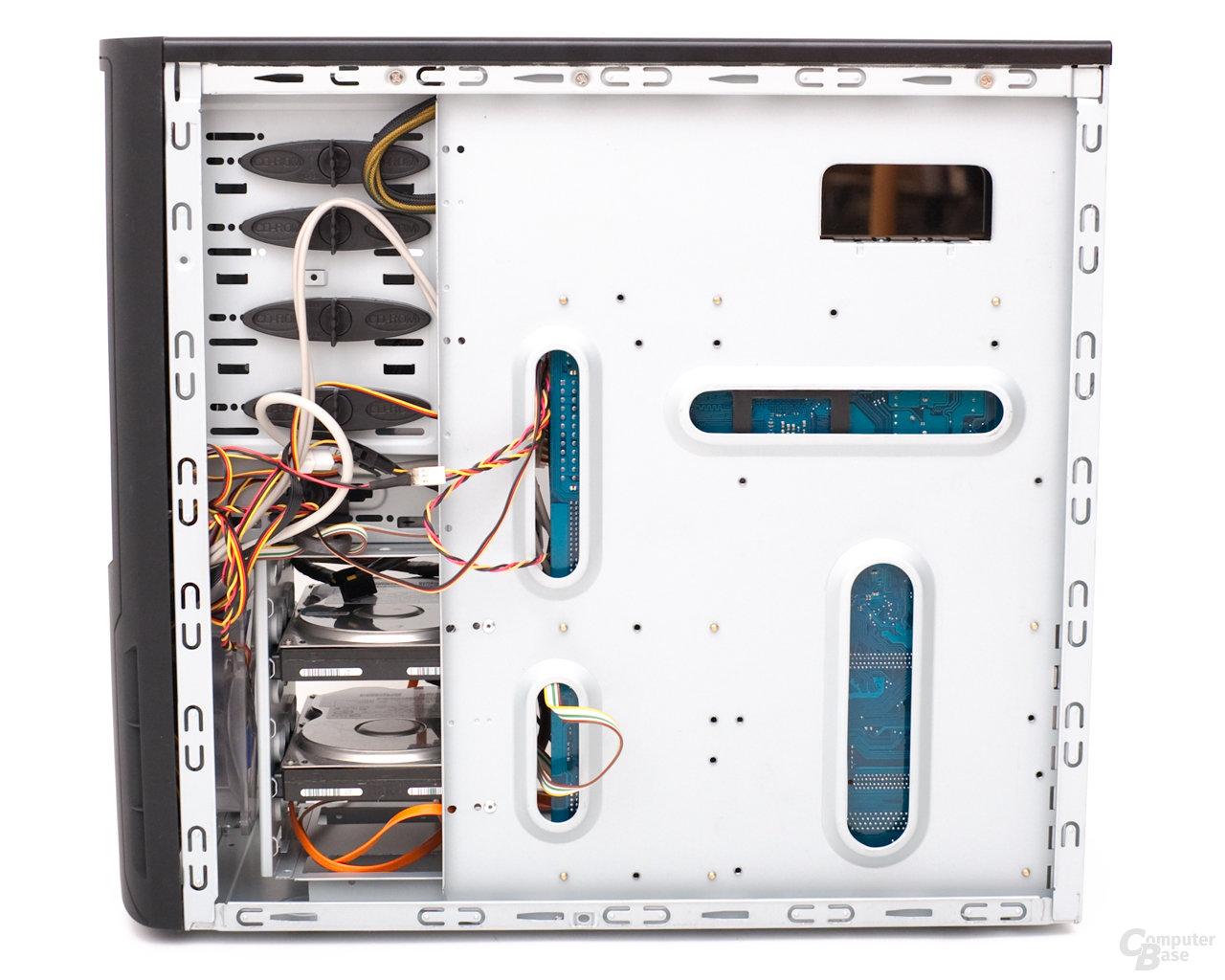 Aerocool V-Touch Pro – Testsystem
