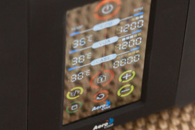 Aerocool V-Touch Pro – Touchscreen