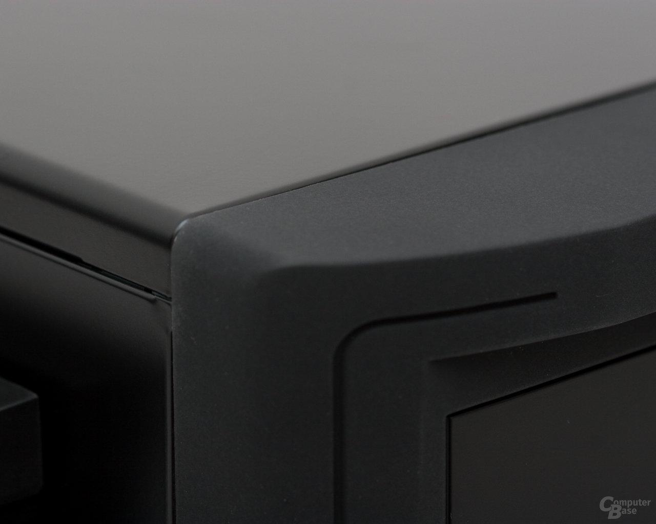 Aerocool V-Touch Pro – Materialien