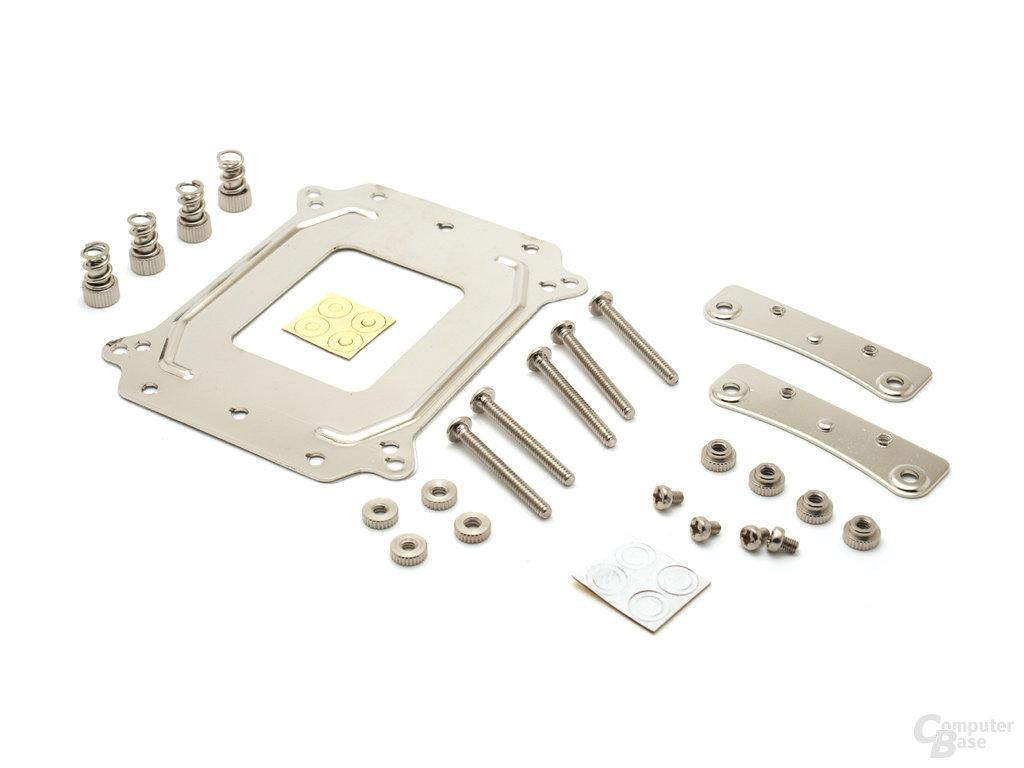 Rückplatten-Montagematerial für AMD und Intel