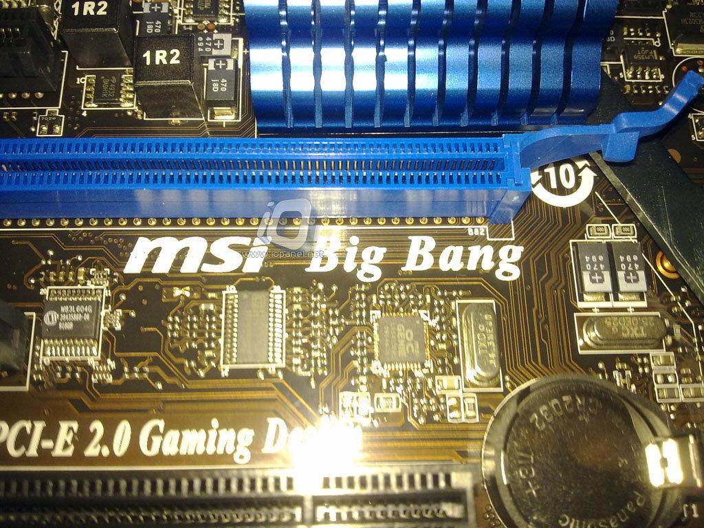 MSI Big Bang (P55)