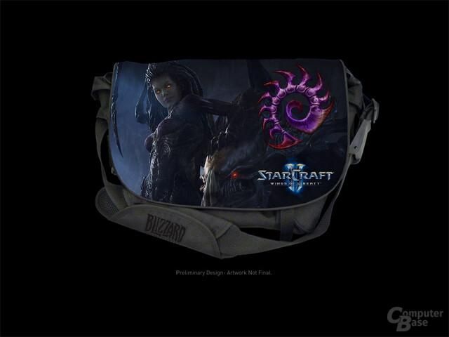 StarCraft-II-Messengerbag von Razer
