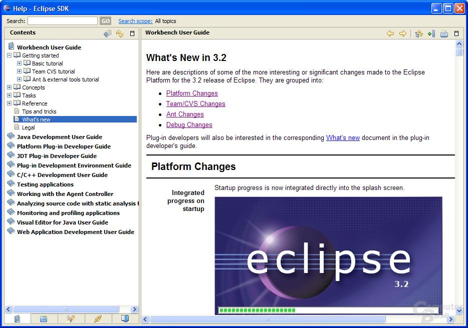 Eclipse SDK - Download - ComputerBase