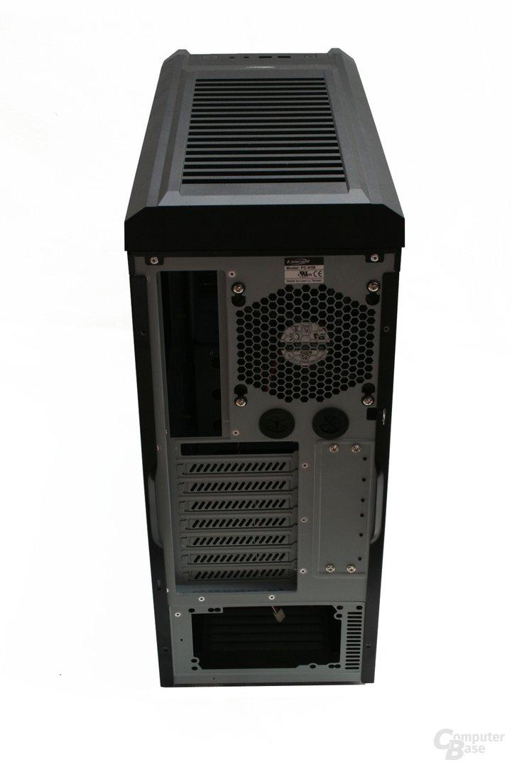 Lancool K58 – Rückseite