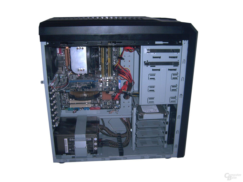Lancool K58 – eingebaute Hardware