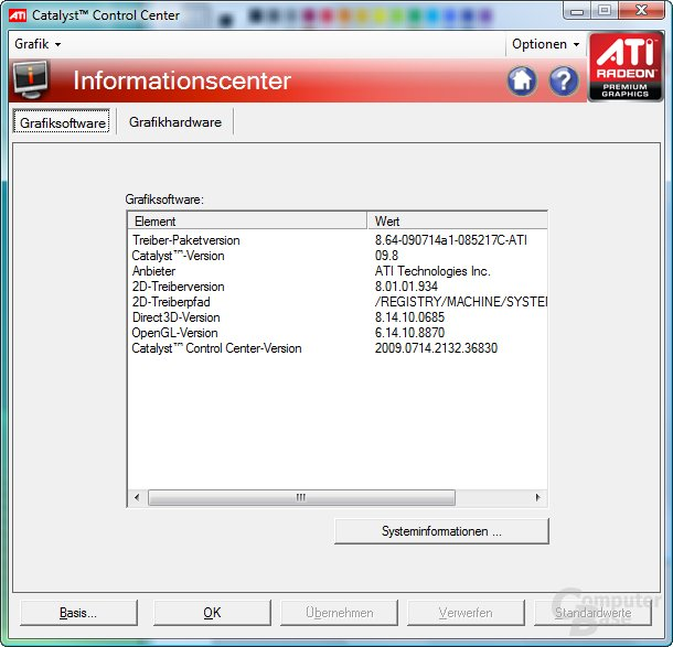 ATi Catalyst 9.8