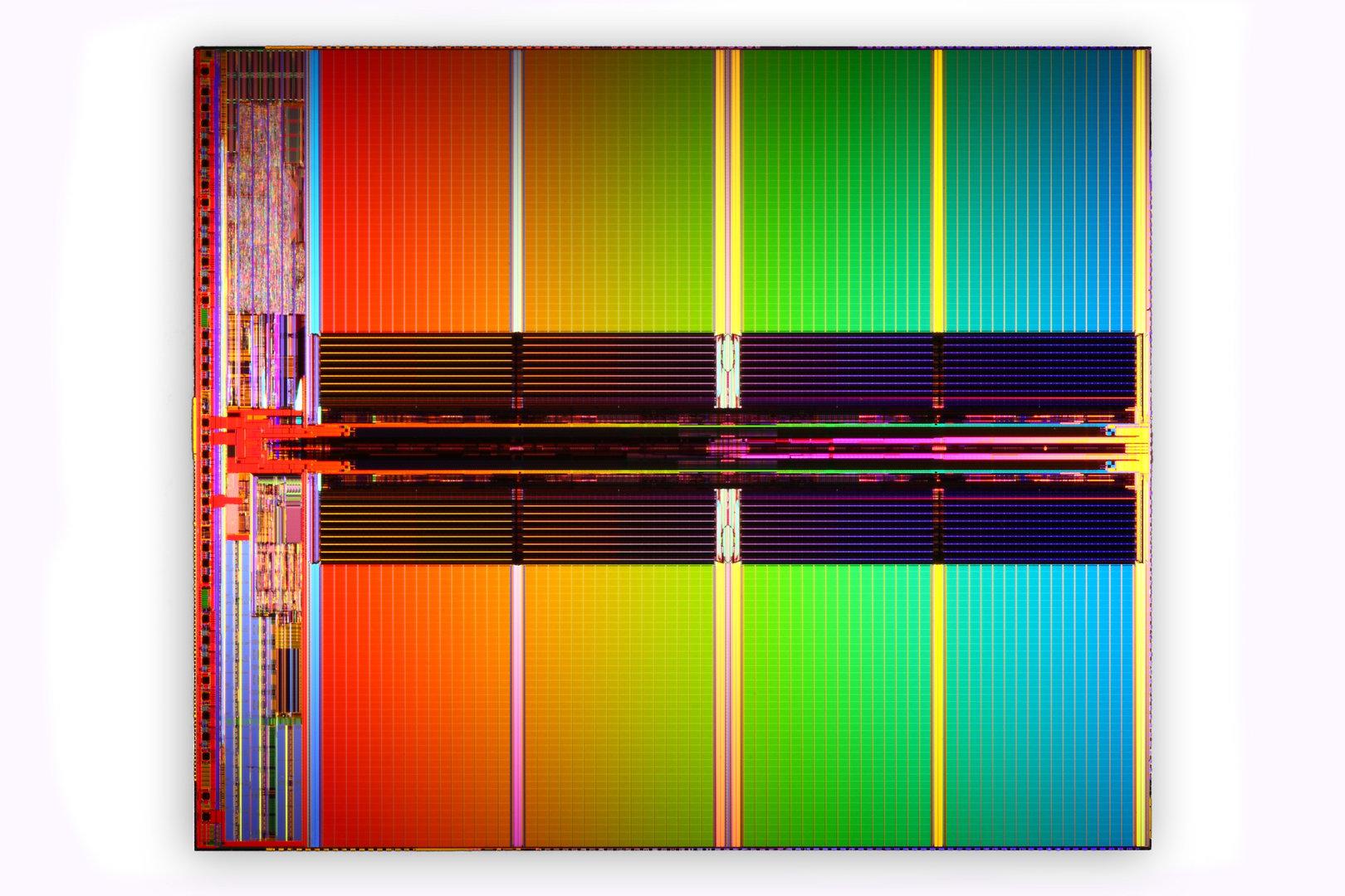 32 Gigabit großer 34-nm-NAND-Baustein mit 3 Bit pro Zelle von IM Flash Technologies