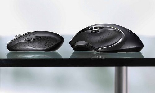 Logitech Performance Mouse MX und Anywhere Mouse MX