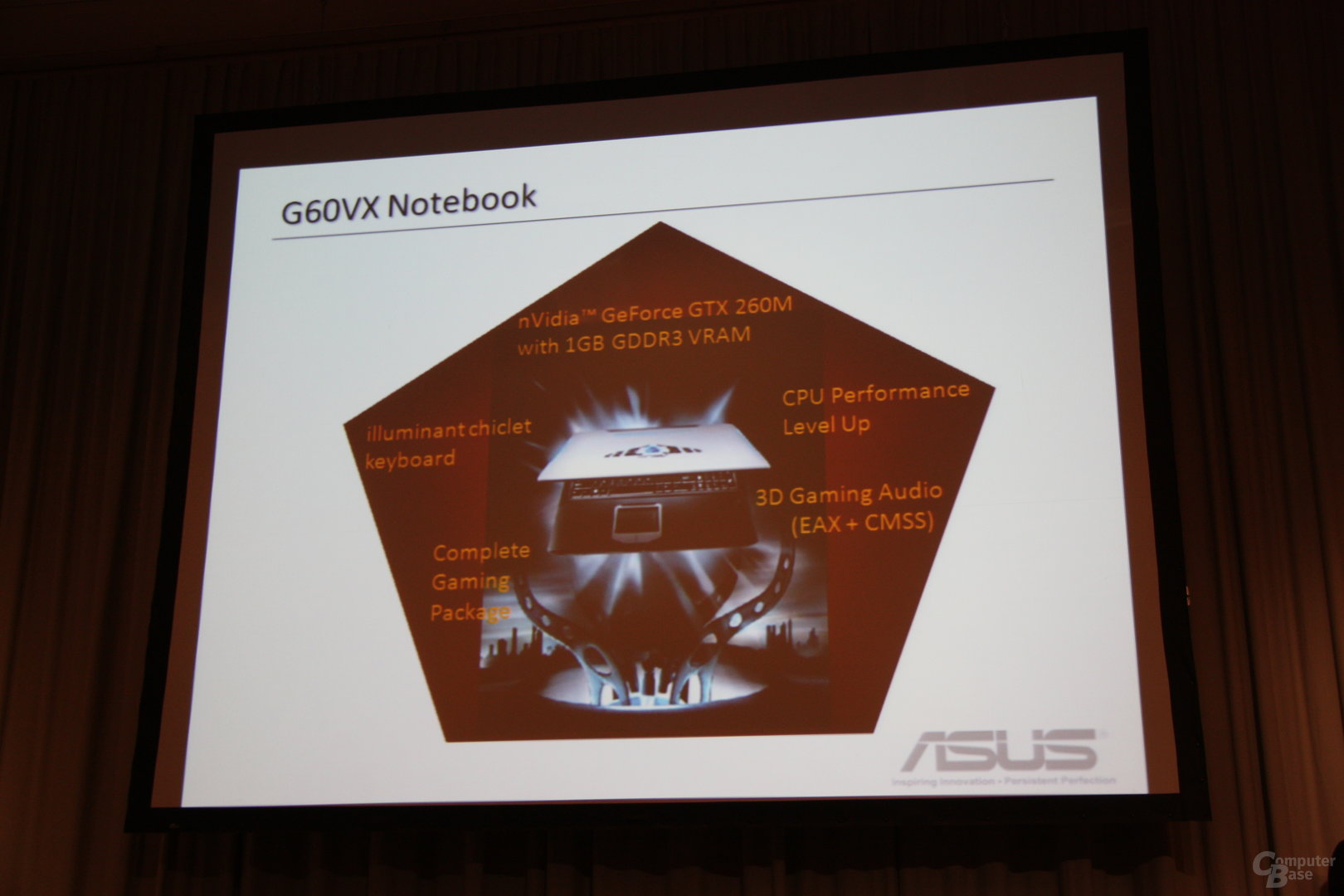 Asus G60VX