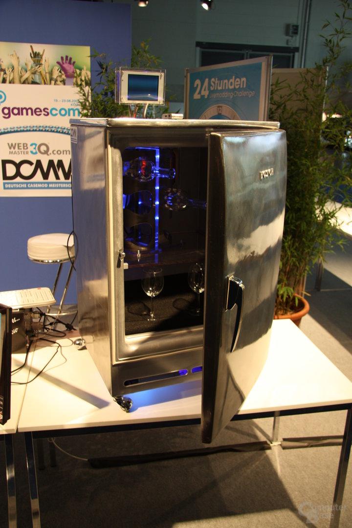 Casemods auf der Gamescom