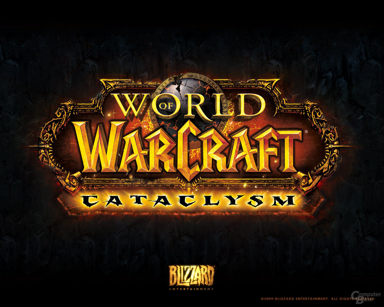 World of Warcraft: Cataclysm Logo