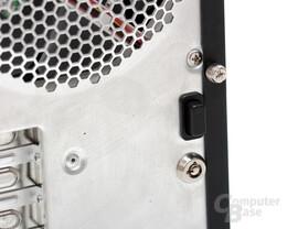 Ikonik Ra X10 – Verriegelung