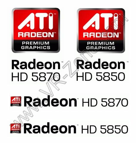 ATi Radeon HD 5870 und 5850