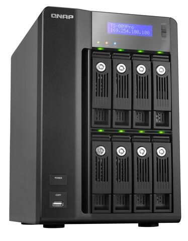 QNAP TS-809 Pro
