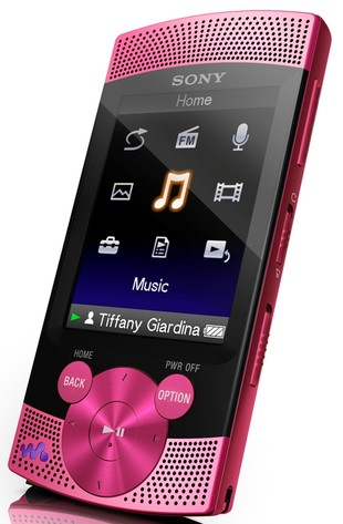 Sony S Series Walkman