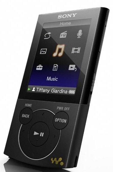 Sony E Series Walkman