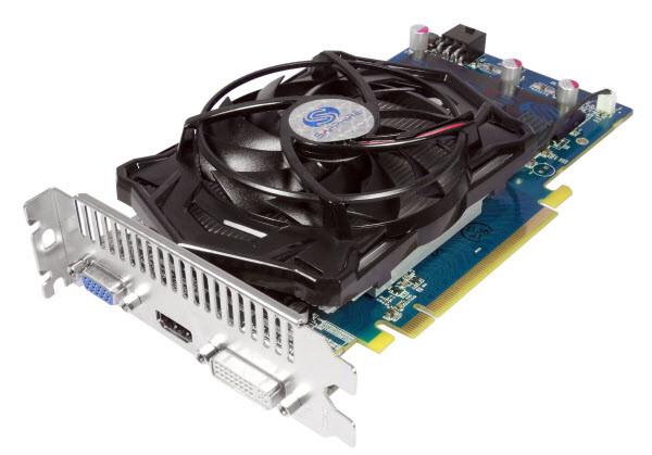 Sapphire HD 4770 512 MB GDDR5 PCI-E HDMI