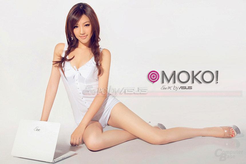 Moko – Neue Werbekampagne für den EeePC?