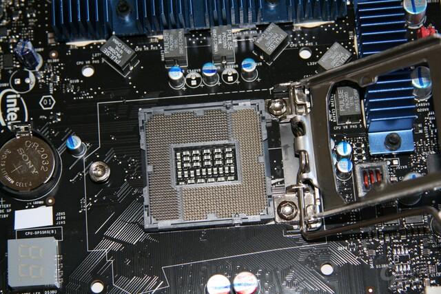 Sockel LGA1156
