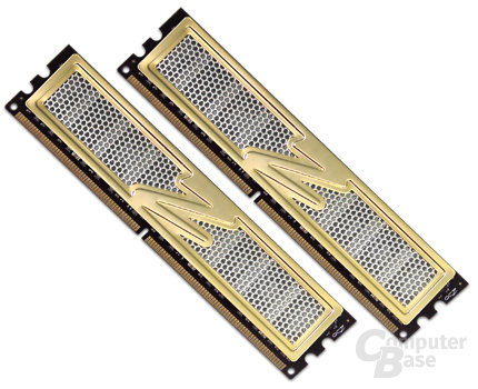 OCZ Gold DDR2-SDRAM