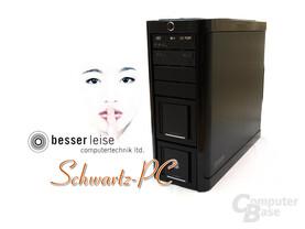Besser-Leise Schwartz-PC
