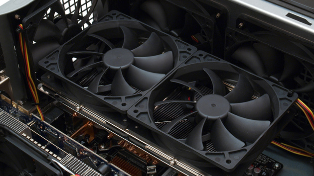 Besser-Leise Schwartz-PC im Test: Lautloses Komplettsystem auf S775-Basis