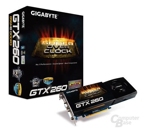 Gigabyte GeForce GTX 260 Super Overclock