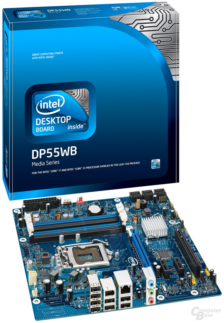 Intel DP55WB (Whitesburg)