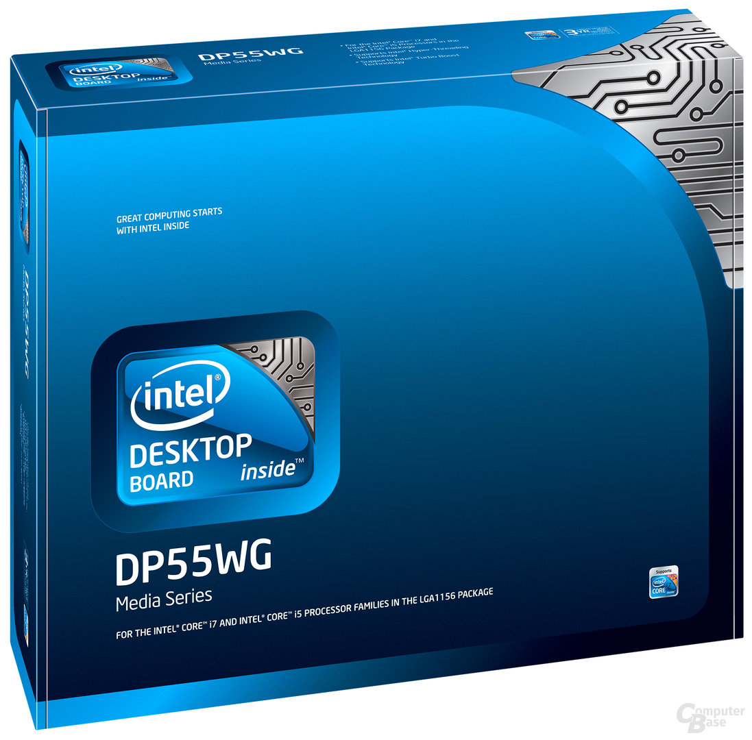 Intel DP55WG (Warrensburg)