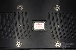 GeForce GTX 285 Matrix Kondensator