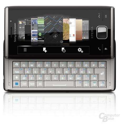 Sony Ericsson Xperia X2 mit Windows Mobile 6.5