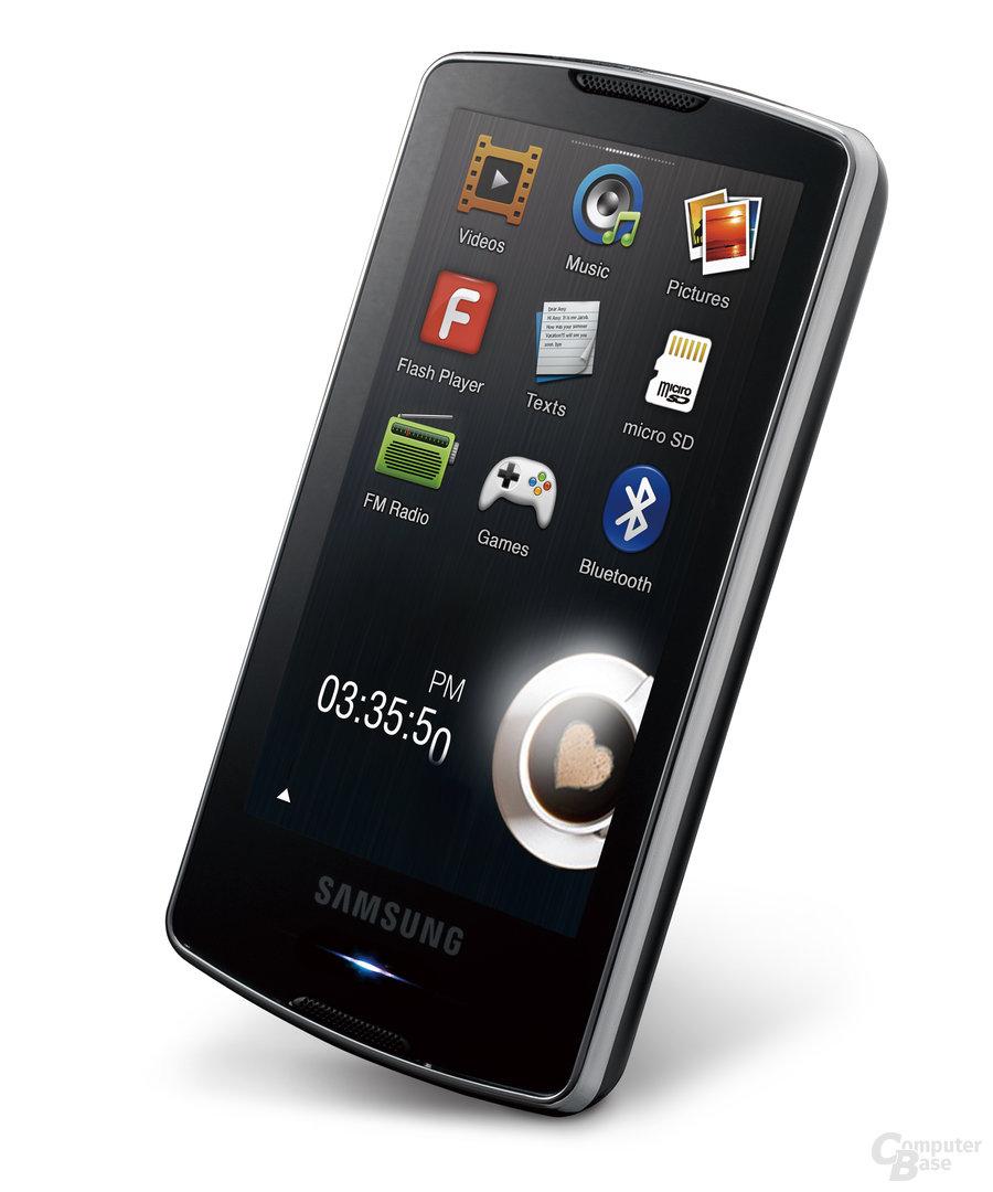 Samsung YP-M1 MP4-Player mit Nvidia Tegra