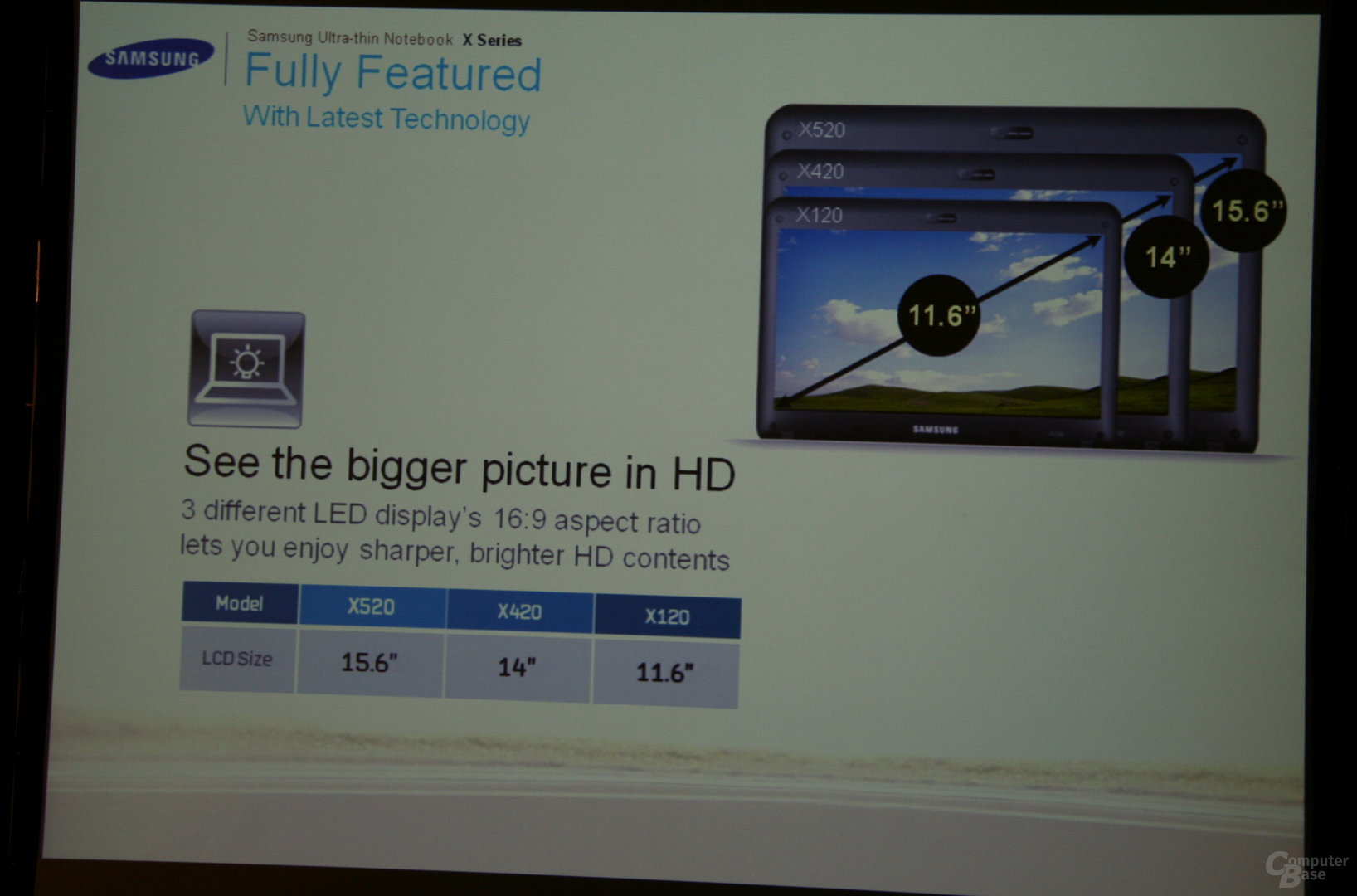 Samsung X-Serie