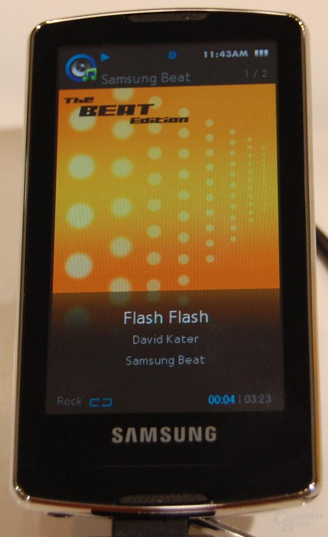 Samsung YP-M1 MP4-Player