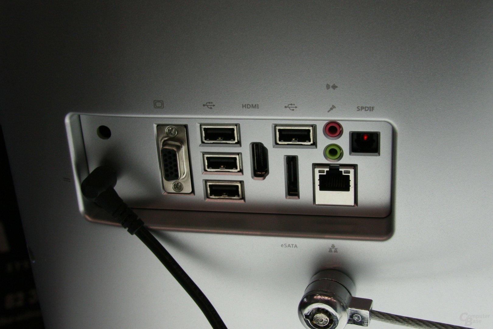 Touchscreen-PC-Offensive von MSI zur IFA