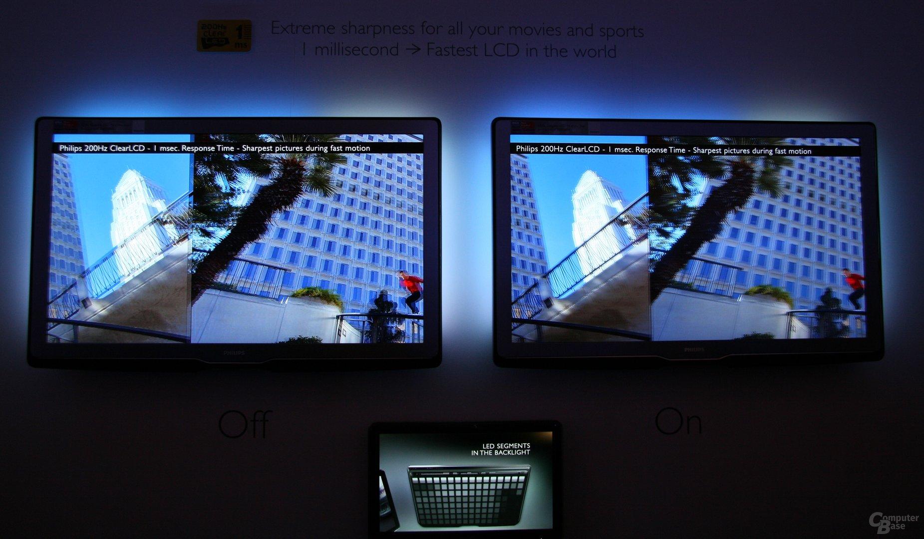 Philips auf der IFA 2009