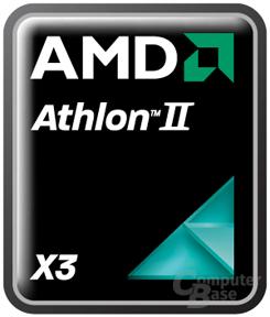 Logo des AMD Athlon II X3