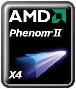 Phenom II X4 Logo