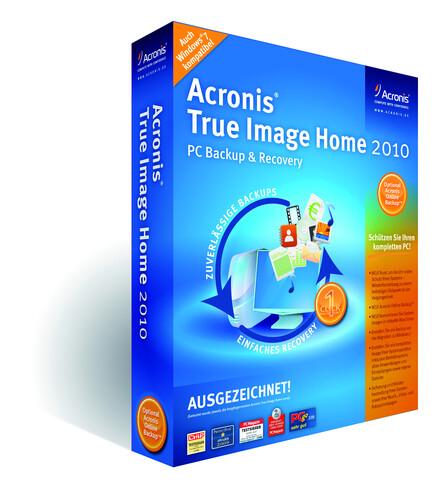 Acronis True Image Home 2010
