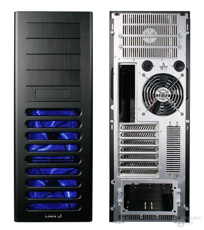 Lian Li – PC-A70FB Innenraum