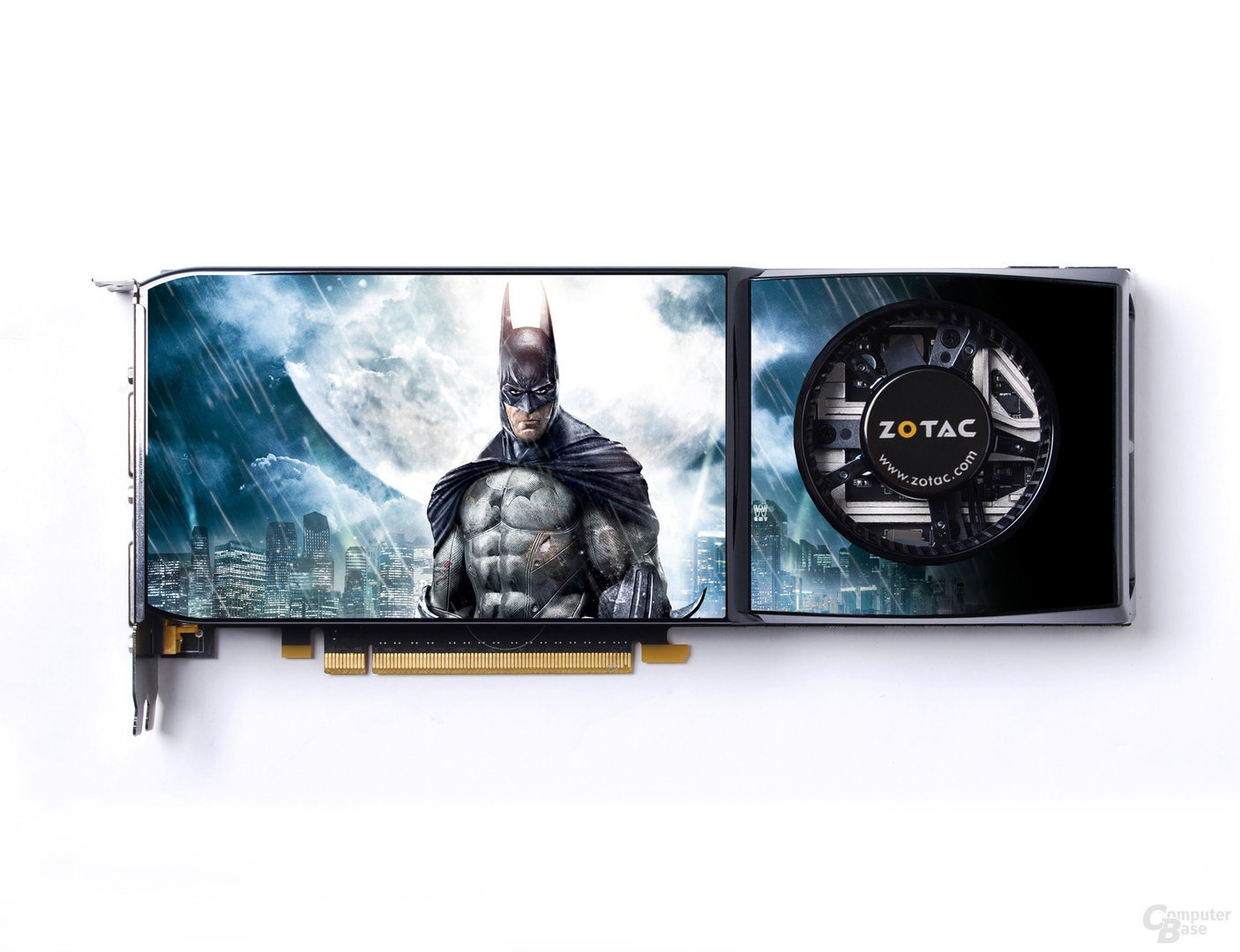 Zotac GeForce GTX 285 Batman Edition