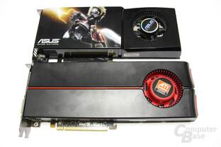 HD 5870 gegen GTX 285